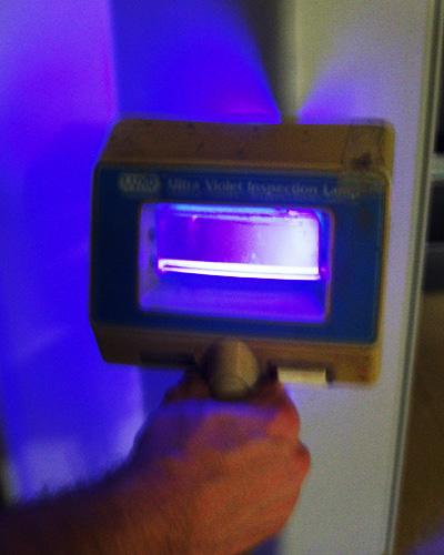 UV Inspection Lamp