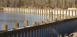 Flood walls